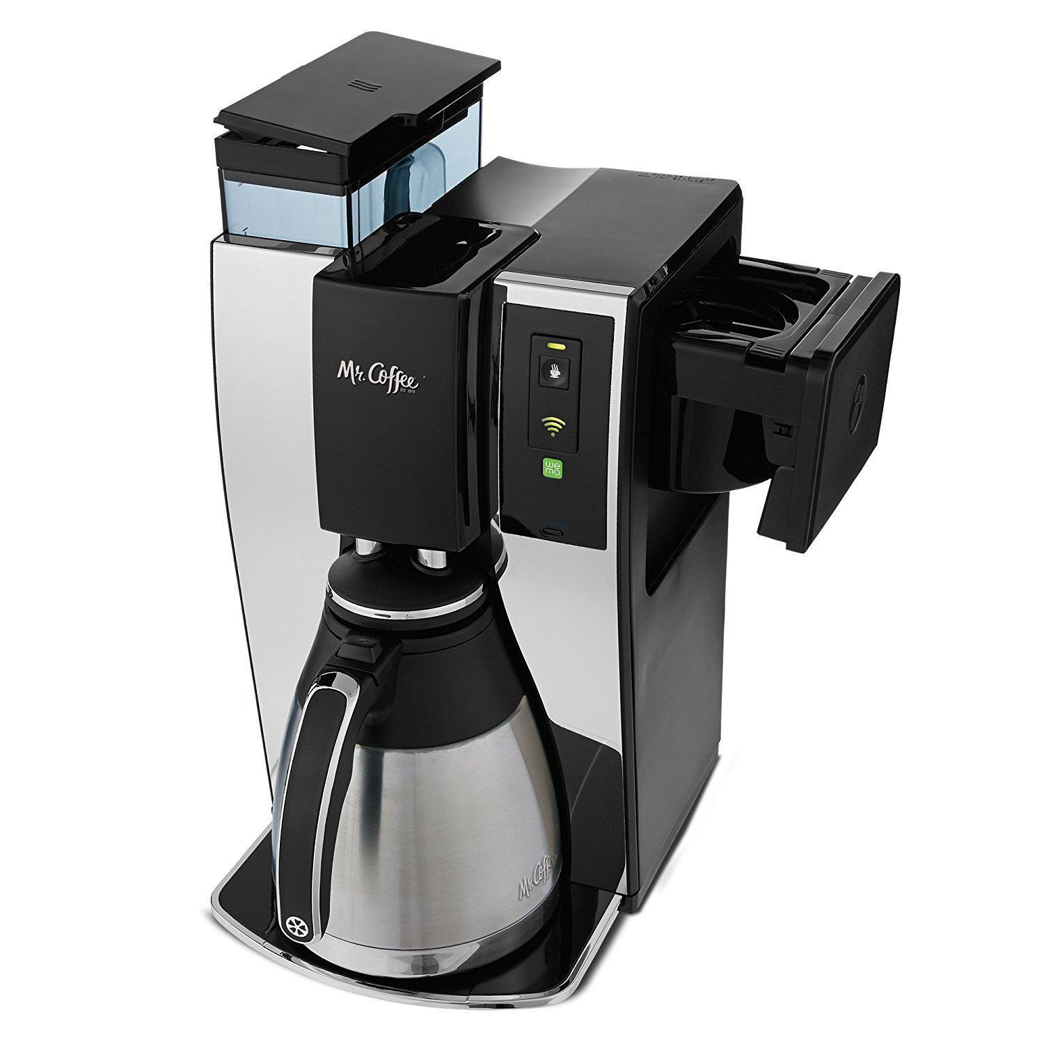 Wi-Fi-Enabled-Coffee-Maker
